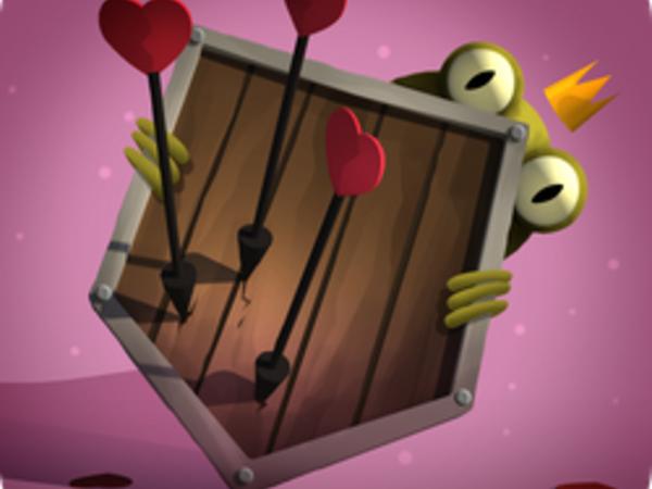 Bild zu Geschick-Spiel Runaway Toad