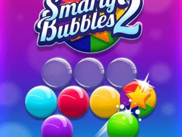 Bild zu Geschick-Spiel Smarty Bubbles 2