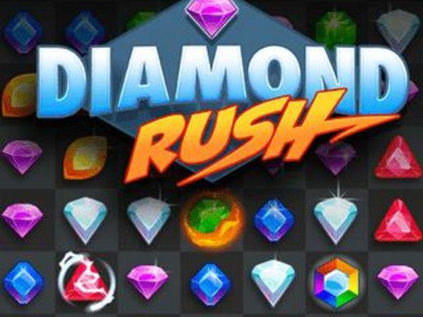 Bild zu Denken-Spiel Diamond Rush