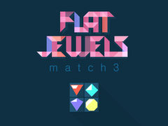 Flat Jewel Match 3 spielen