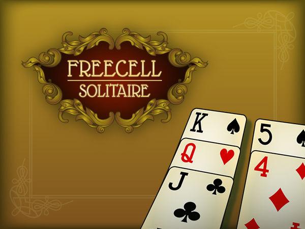 Bild zu Karten & Brett-Spiel Freecell Solitaire
