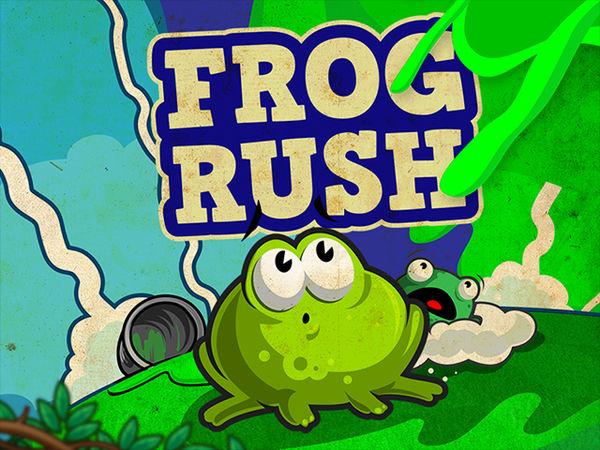 Bild zu Denken-Spiel Frog Rush