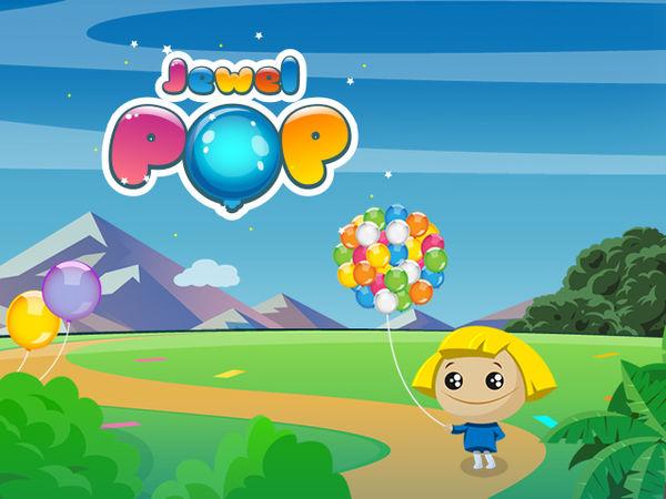 Bild zu HTML5-Spiel Jewel Pop