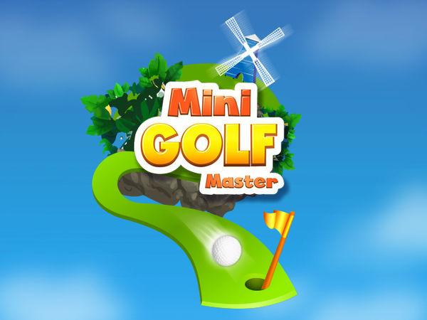 Bild zu Sport-Spiel MInigolf Master