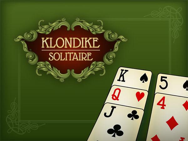 Bild zu Karten & Brett-Spiel Klondike Solitaire