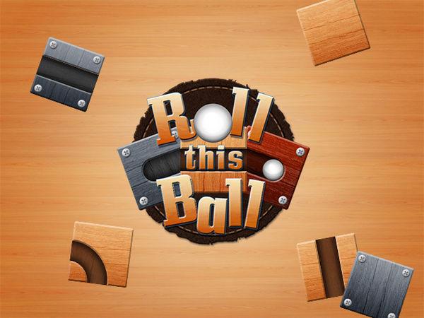 Bild zu Denken-Spiel Roll This Ball