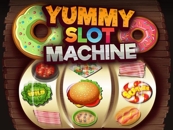 Bild zu Casino-Spiel Yummy Slot Machine