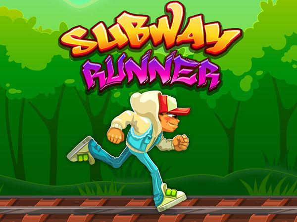 Bild zu Geschick-Spiel Subway Runner