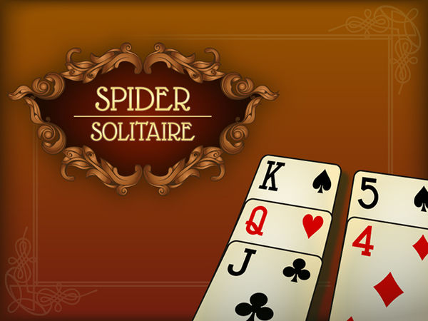 Bild zu Karten & Brett-Spiel Spider Solitaire