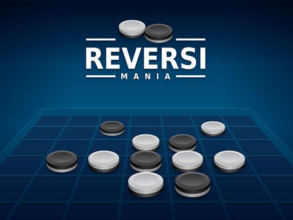 Bild zu Strategie-Spiel Reversi Mania