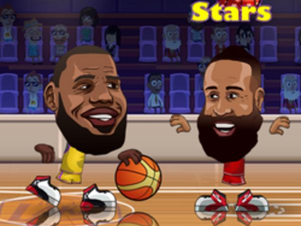 Bild zu Sport-Spiel Basketball Stars