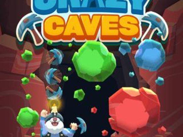 Bild zu Top-Spiel Crazy Caves