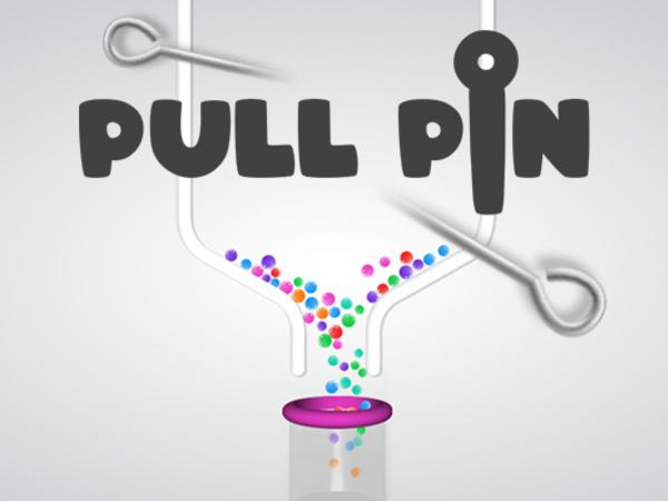 Bild zu Denken-Spiel Pull Pin