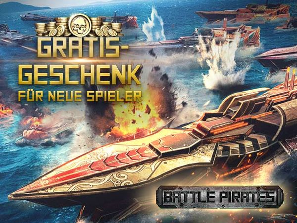 Bild zu Action-Spiel Battle Pirates