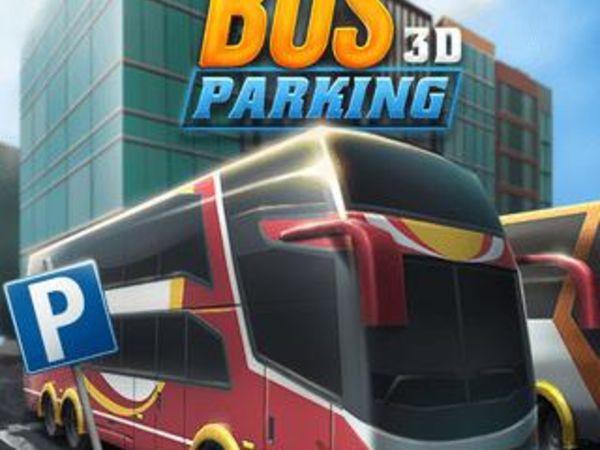 Bild zu Geschick-Spiel Bus Parking 3D