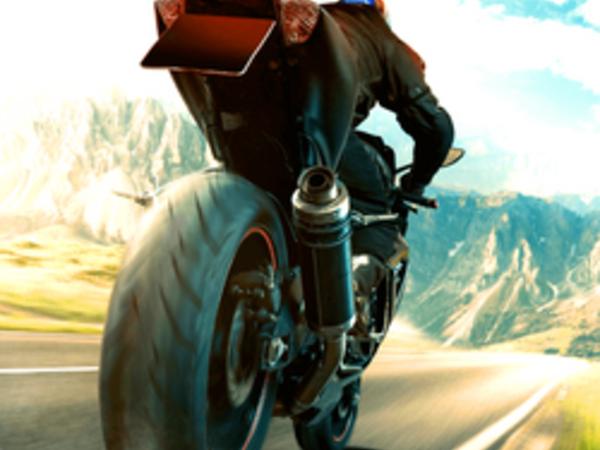 Bild zu Rennen-Spiel Superbike Hero