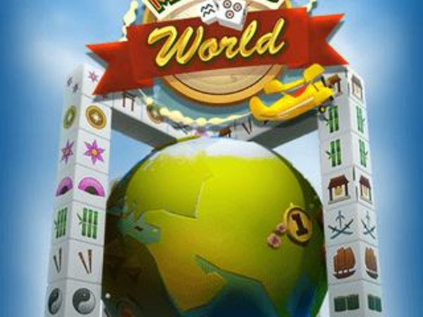 Bild zu Denken-Spiel Mahjong World