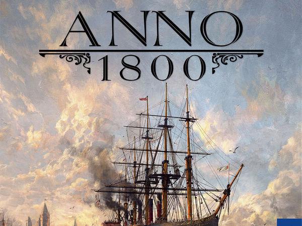Bild zu Alle Brettspiele-Spiel Anno 1800
