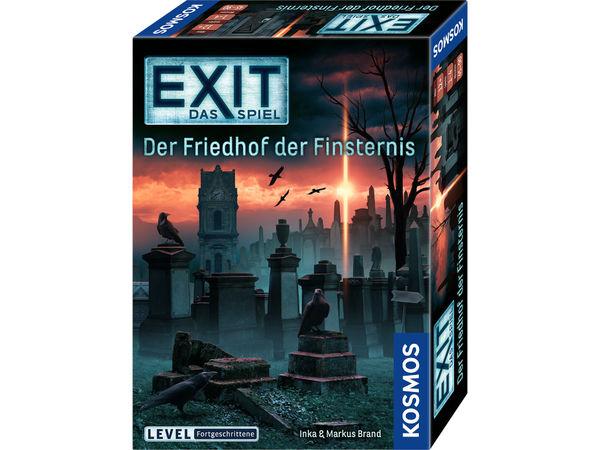 Bild zu Alle Brettspiele-Spiel Exit - Das Spiel: Der Friedhof der Finsternis