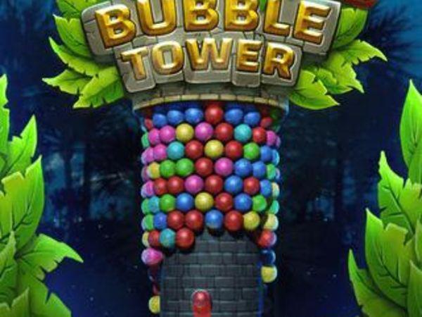 Bild zu Geschick-Spiel Bubble Tower 3D