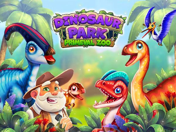 Bild zu Simulation-Spiel Dinosaur Park