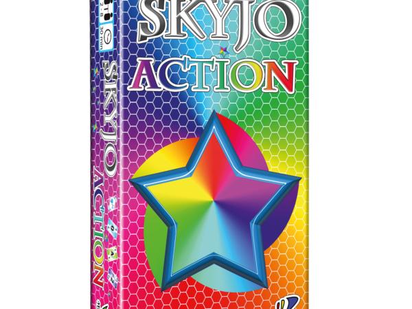 Bild zu Alle Brettspiele-Spiel Skyjo Action