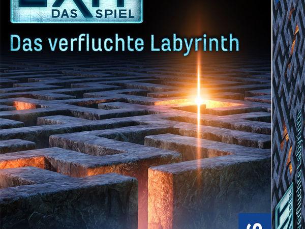 Bild zu Alle Brettspiele-Spiel Exit - Das Spiel: Das verfluchte Labyrinth