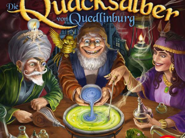 Bild zu Alle Brettspiele-Spiel Die Quacksalber von Quedlinburg - Die Alchemisten