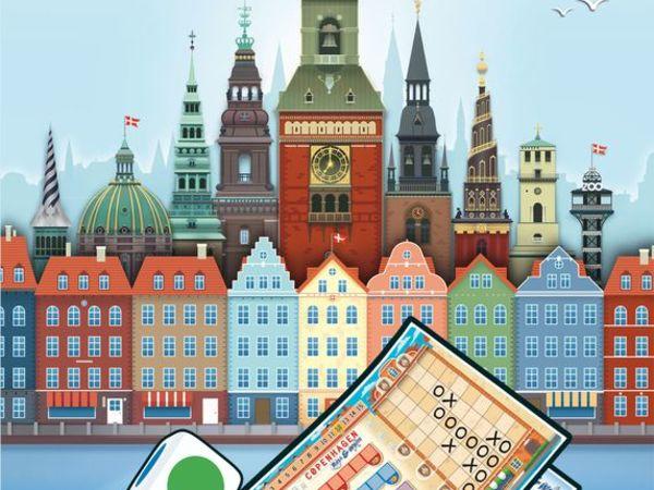 Bild zu Alle Brettspiele-Spiel Copenhagen Roll & Write