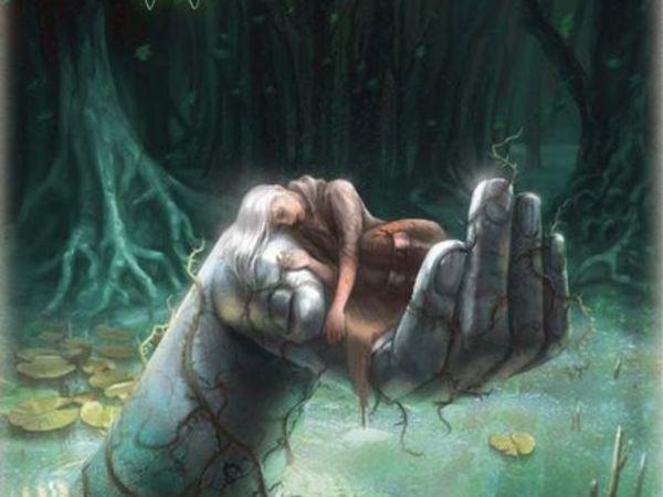 Bild zu Alle Brettspiele-Spiel Escape Tales: Children of Wyrmwoods