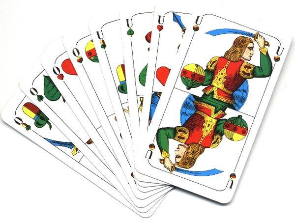 Bild zu Alle Brettspiele-Spiel Schafkopf