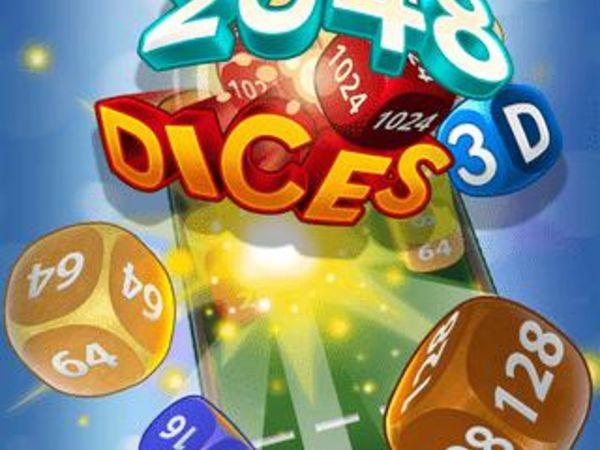 Bild zu Denken-Spiel Dices 2048 3D