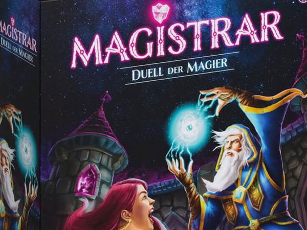 Bild zu Alle Brettspiele-Spiel MAGISTRAR