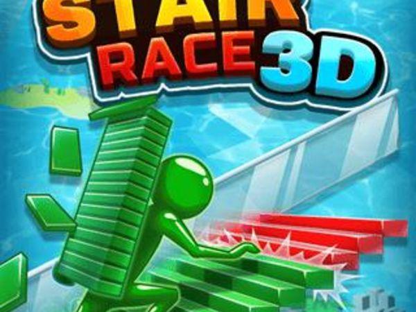 Bild zu Action-Spiel Stair Race 3D
