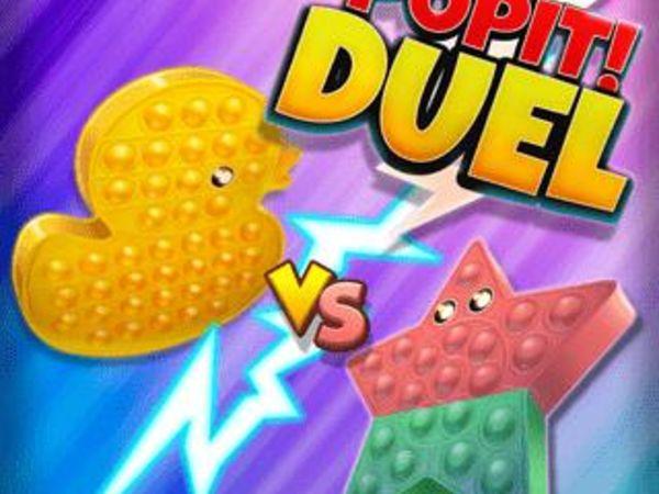 Bild zu Kinder-Spiel Pop It! Duel
