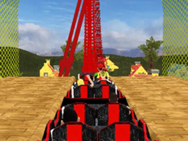 Bild zu Action-Spiel Roller Coaster Simulator