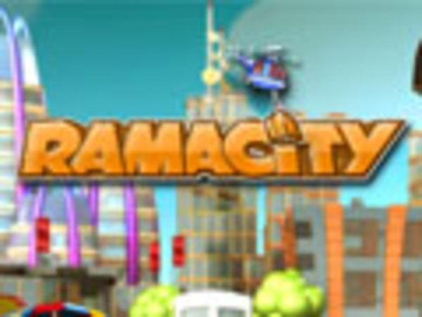 Bild zu Strategie-Spiel Ramacity