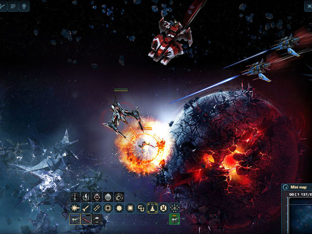 Dark Orbit Screenshot 1