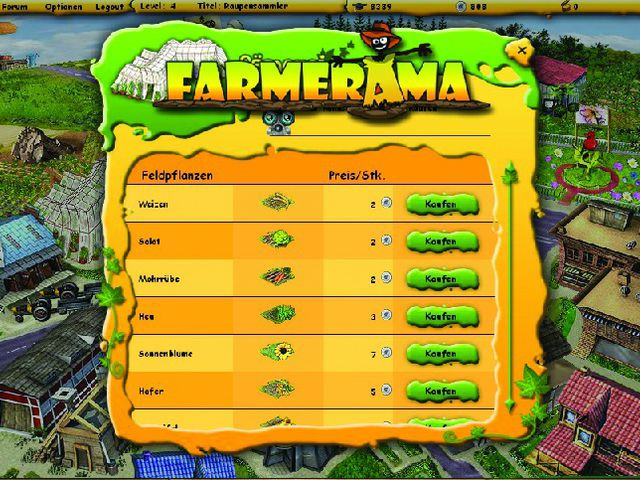 Farmerama Screenshot 1