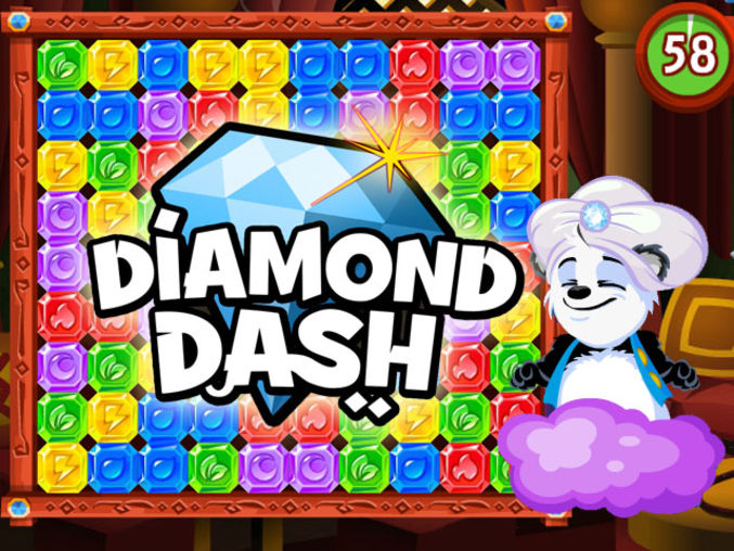 Diamond Dash Online