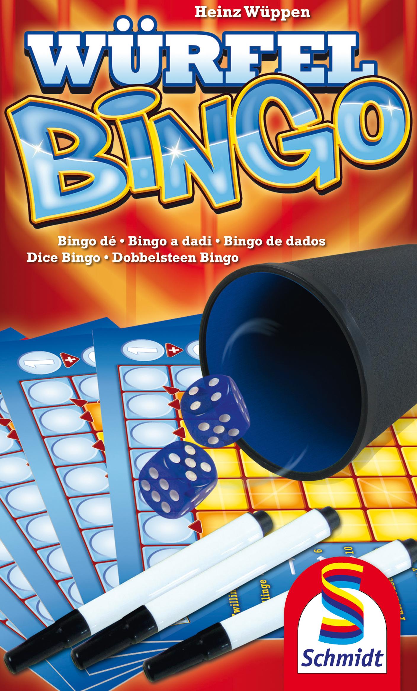 Bingo Spielen Anleitung