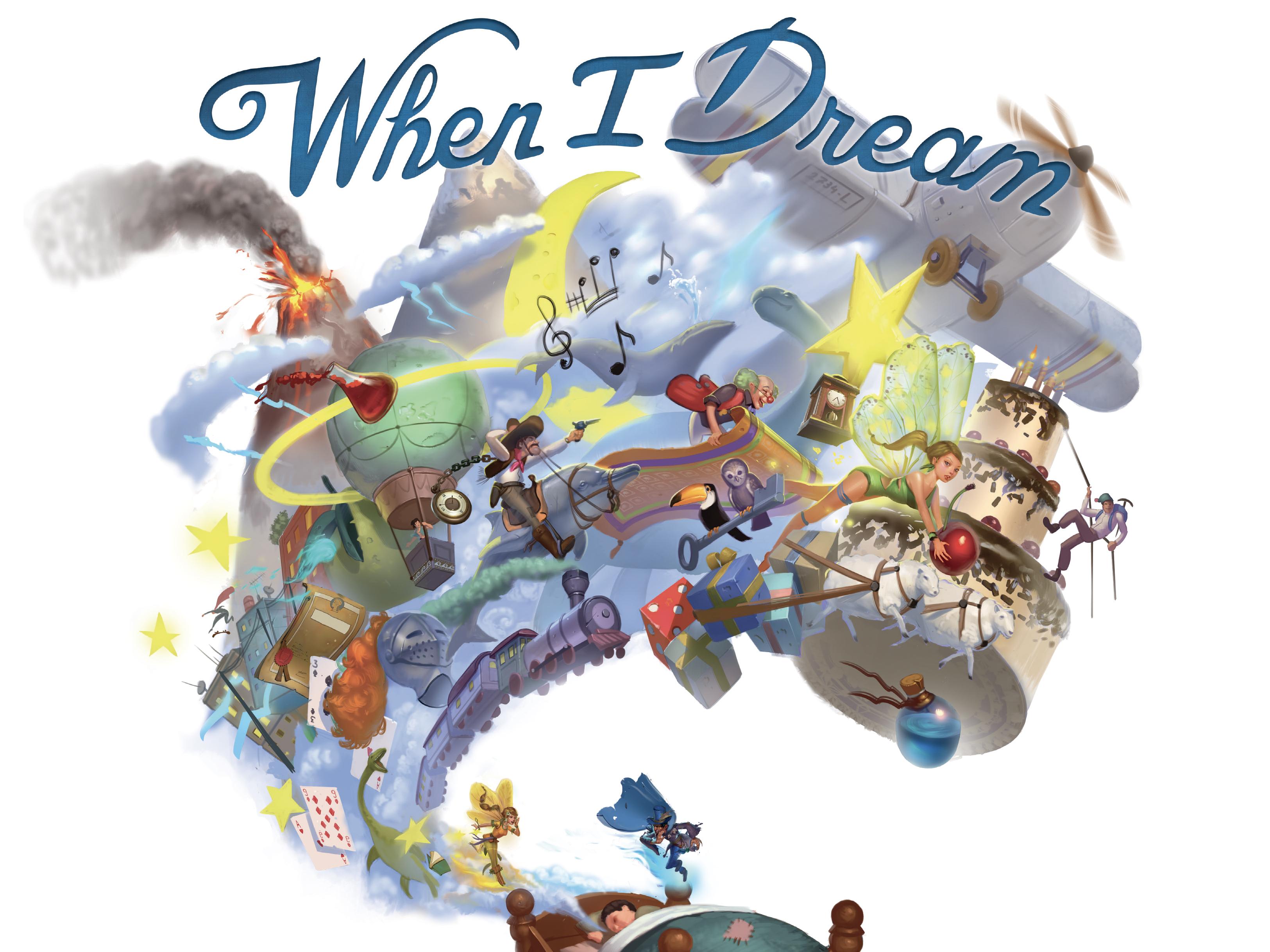 when i dream spiel